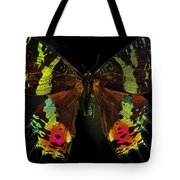 Sunset Moth Tote Bag