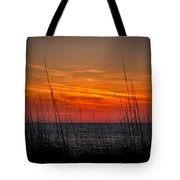 Sunset Number One Tote Bag