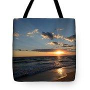Sunset On Alys Beach Tote Bag
