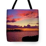 Big Island Sunset - Hawaii Tote Bag