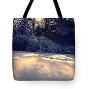Sunset On The Briar Patch Tote Bag