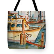 Sunset On The Gambler Tote Bag