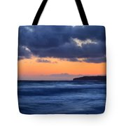 Sunset Over Dana Point Tote Bag