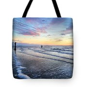 Sunset Paradise Jekyll Island  Tote Bag