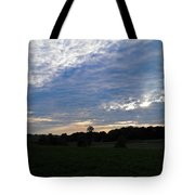 Sunset Rays 5 Tote Bag