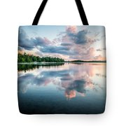 Sunset Relections Tote Bag