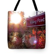 Sunset Rendezvous Tote Bag