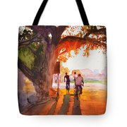 Sunset Riders Tote Bag