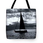 Sunset Sailing -2 Tote Bag
