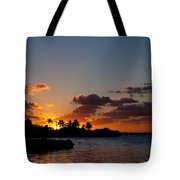 Sunset Song Tote Bag