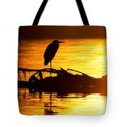 Sunset Still Tote Bag