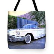 Sunset Thunderbird 2 Palm Springs Tote Bag