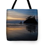 Sunset Tide Tote Bag