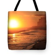 Sunset Towers Tote Bag