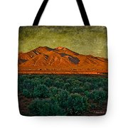 Sunset V Tote Bag