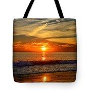 Sunset's Glow  Tote Bag