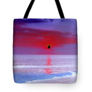 Sunsets On The Water - Photopower 01 Tote Bag