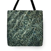 Sunshine And Ripples Tote Bag