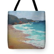Sunshine Beach And Lions Head Noosa Heads Queensland Tote Bag