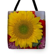 Sunshine Bouquet Tote Bag