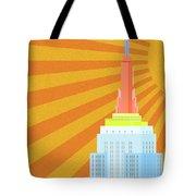 Sunshine City Tote Bag