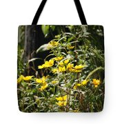 Sunshine Flower 3 Tote Bag