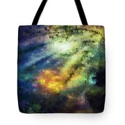 Sunshine Forest Tote Bag