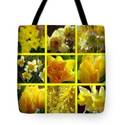 Sunshine Gold Picture Window Tote Bag