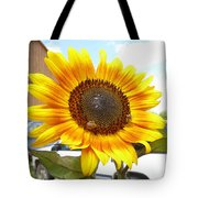 Sunshine In Country Farm Tote Bag