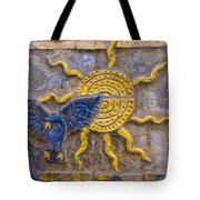 Sunshine Loving A Bluebird Tote Bag