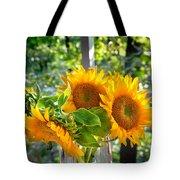 Sunshine Morning  Tote Bag