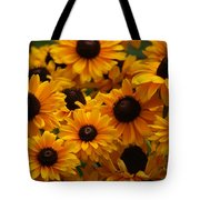 Sunshine On A Stem Tote Bag