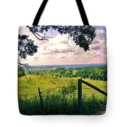 Sunshine On The Meadow Tote Bag