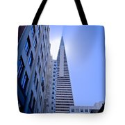Sunshine On The Pyrimid Tote Bag