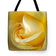 Sunshine Rose Tote Bag