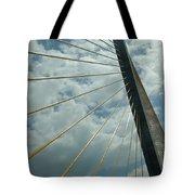 Sunshine Skyway Tote Bag