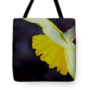 Sunshine Yellow Daffodil Tote Bag