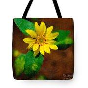 Sunshine Yellow Tote Bag