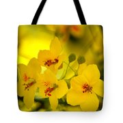 Sunshine Yellow Tote Bag