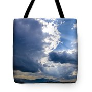 Sunshines In Blackness Tote Bag