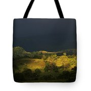 Sunspot After The Storm Tote Bag