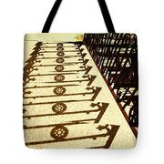 Sunstairs Tote Bag