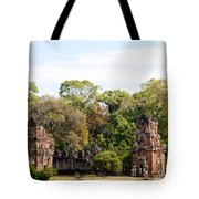 Suor Prat Towers 03 Tote Bag