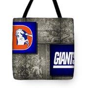 Super Bowl 21 Tote Bag