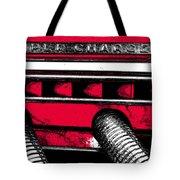 Super-charged Duesenberg Tote Bag
