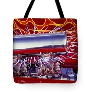 Super Charged Plus Tote Bag
