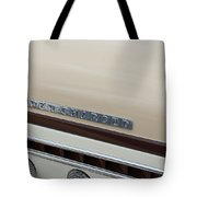 Super Charger Tote Bag