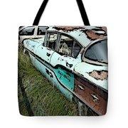 Super Chevy II Tote Bag