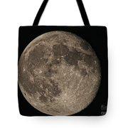 Super Moon 3626 August 2014 Tote Bag
