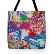 Super Pop Tote Bag